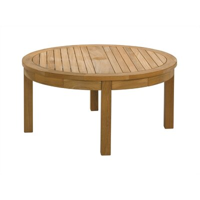 Barlow Tyrie Teak Haven Circular Conversational Table
