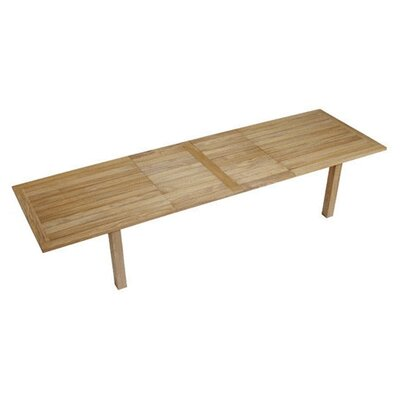 Barlow Tyrie Teak Apex Extending Dining Table