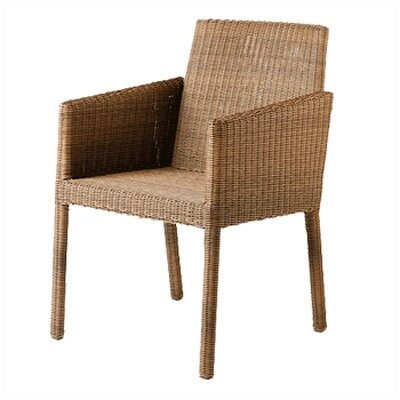 Barlow Tyrie Nevada Woven Lounge Arm Chair