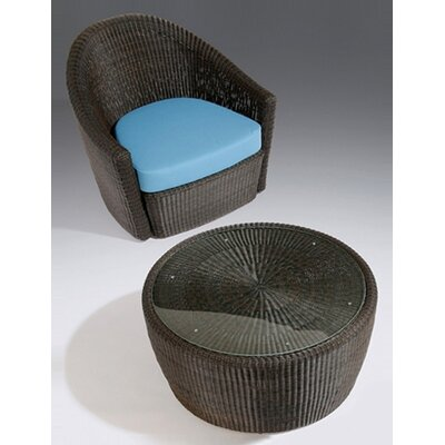 Barlow Tyrie Teak Dune Deep Seating Group