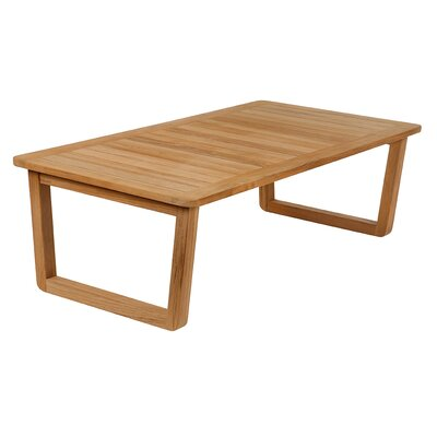 Barlow Tyrie Teak Avon Low Coffee Table