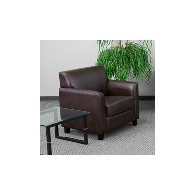 Hercules Diplomat Series Leather Chair