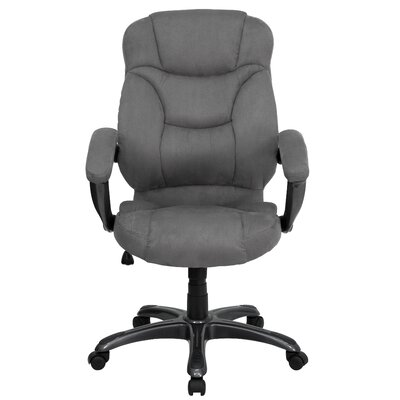 Flash Furniture High-Back Microfiber Upholstered Office Chair