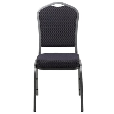 Flash Furniture Hercules Series Stacking Crown Back Banquet Chair
