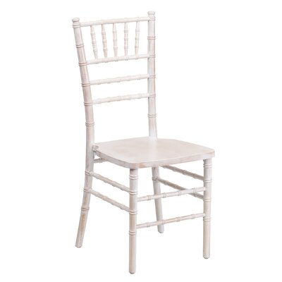 Flash Furniture Flash Elegance Supreme Wood Chiavari Chair