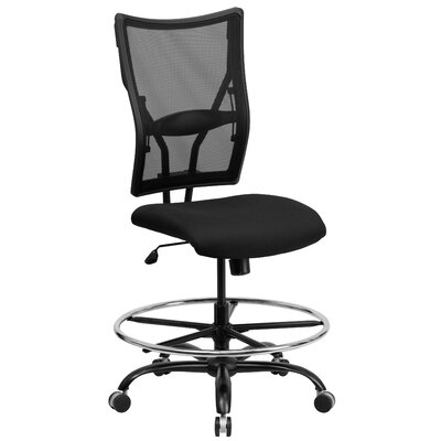 Flash Furniture Hercules Series Mesh Drafting Stool
