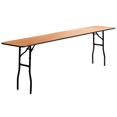 "Flash Furniture 96"" Rectangular Folding Table"