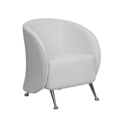 Flash Furniture Hercules Jet Series Reception Lounge Chair