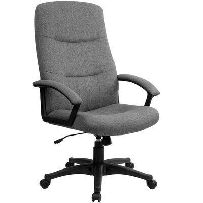 High-Back Fabric Office Chair
