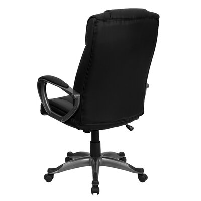 Flash Furniture Hi-Back Leather Executive Chair