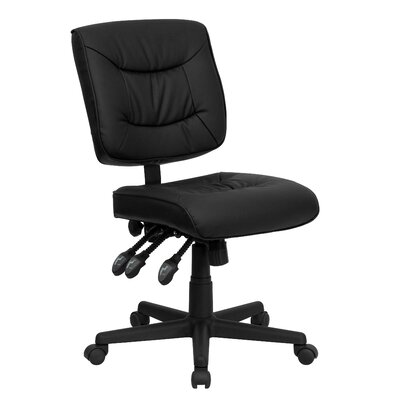 Flash Furniture Mid-Back Multi-Functional Task Chair