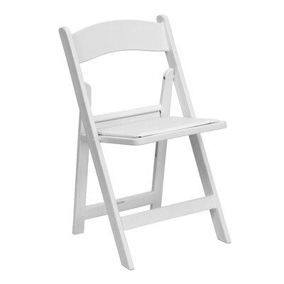 Flash Furniture Hercules Series Capacity Resin Folding Chair