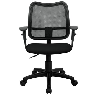 Flash Furniture Mid-Back Mesh Task Chair with Cutout