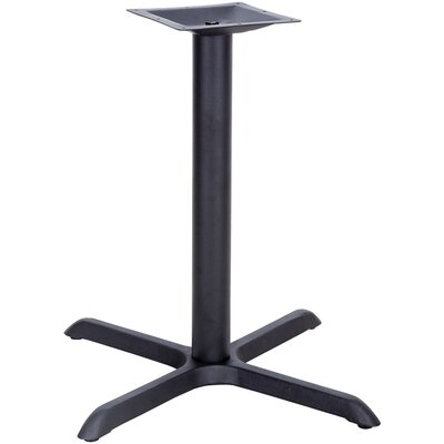 Flash Furniture X-Shaped Restaurant Table Base