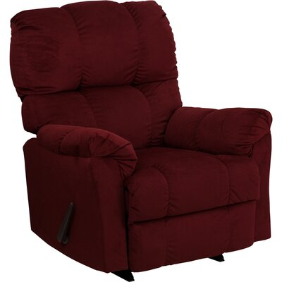 Contemporary Top Hat Chaise Recliner