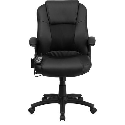 Mid-Back Mesh Executive Swivel Office Chair with Arms