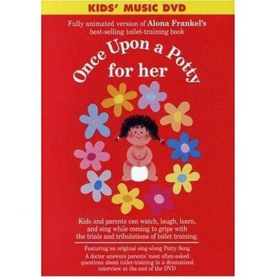 Child Matters Corporation Once Upon A Potty DVD For Girls