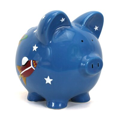 Child to Cherish Astro Piggy Bank