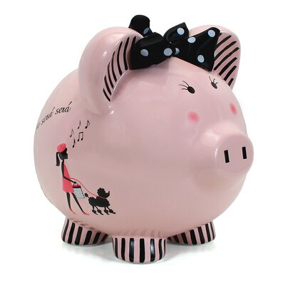 Child to Cherish Miss Madeleine Piggy Bank