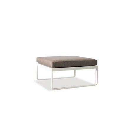 Harbour Outdoor Clovelly Ottoman with Cushion