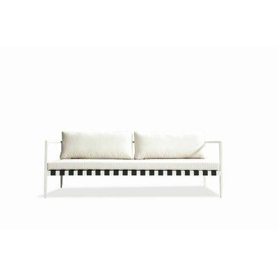 Pier Deep Seating Sofa with Cushions