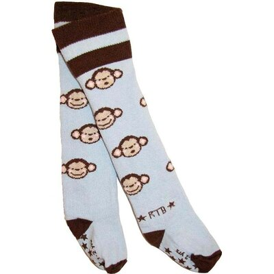 Chunky Monkey Socks