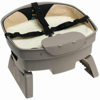 Good Pet Stuff Co. Adjustable Dog Car Seat