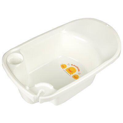 Piyo Piyo Multi Functional Bathtub in White