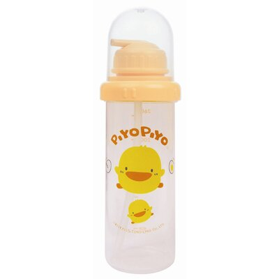 Piyo Piyo Nursing PP Bottle with Straw Cap (260 ml)