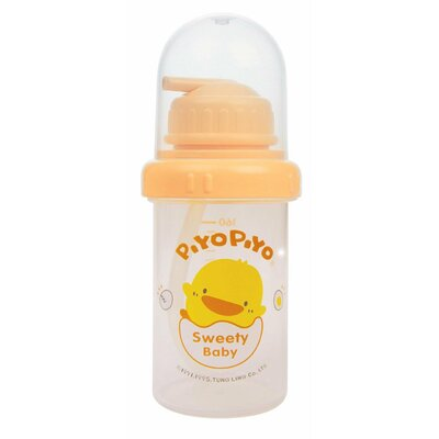 Piyo Piyo Nursing PP Bottle with Straw Cap (160 ml)