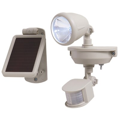 Cooper Lighting 180° Solar Motion Sensor LED