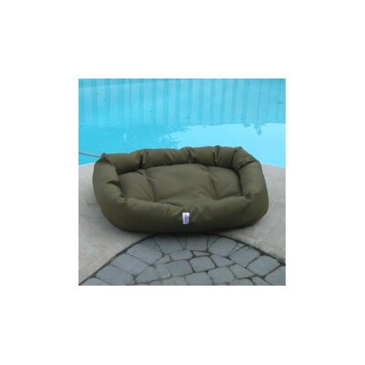 Outdoor Donut Dog Bed
