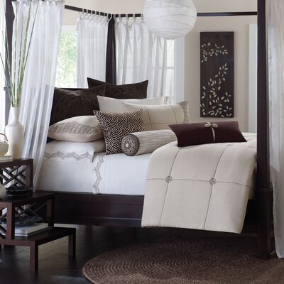 Tao Mantre Mini Bedding Collection in Linen