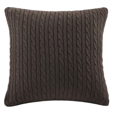 Hadley Knited Square Pillow