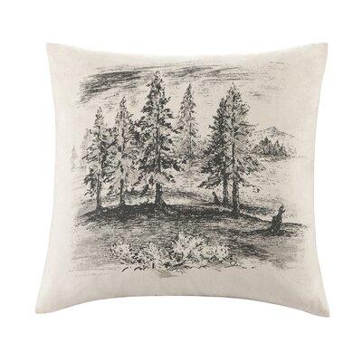 Bear Creek Square Pillow