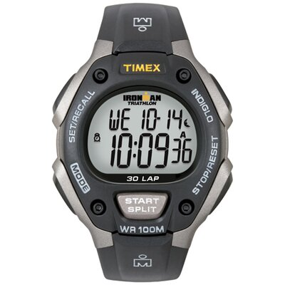 Timex Men's Ironman 30 Lap Watch