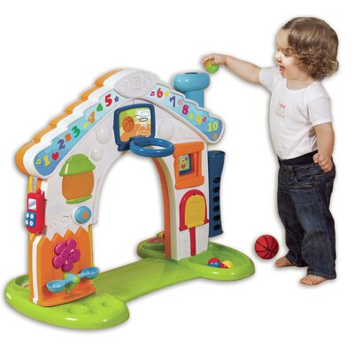 Winfun Peek A Boo Fun House