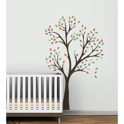 LittleLion Studio Joy Tree Wall Decal