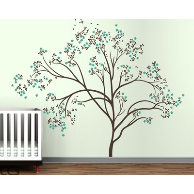 LittleLion Studio Trees Blossom Large Wall Decal