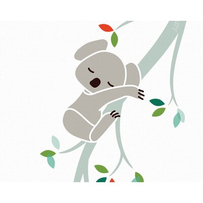 LittleLion Studio Sleepy Koala Print