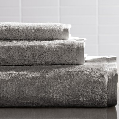 Portico Solid Slub Bath Towel