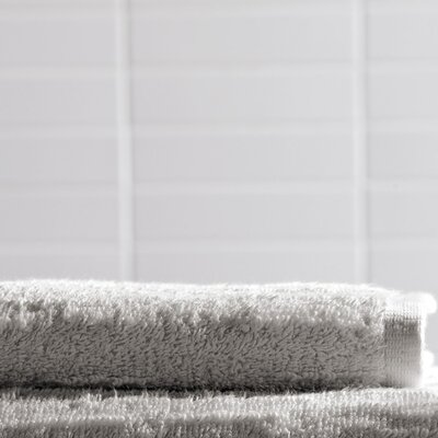Portico Solid Slub Wash Cloth