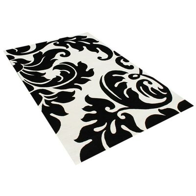 Alliyah Rugs Paris World Classic Floral Rug