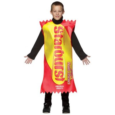 Starburst Wrapper Child Costume