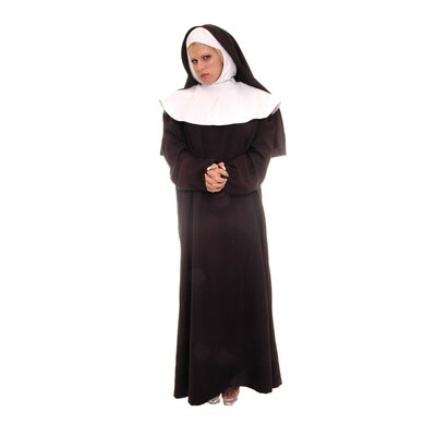 Underwraps Mother Superior Costume