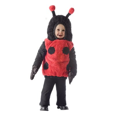 Underwraps Lady Bug Jumper Costume
