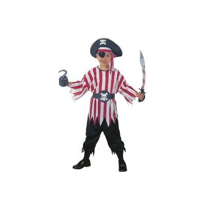RG Costumes Pirate Male Costume