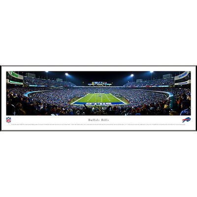 Blakeway Worldwide Panoramas, Inc NFL End Zone Standard Frame Panorama