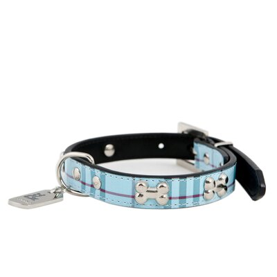 Peppermint Grove Bone Dog Collar