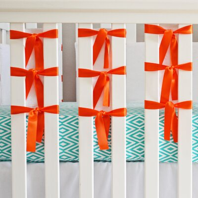 Oliver B 3 Piece Crib Bedding Set